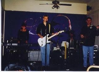 At Lumpy's circa 2000